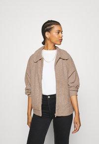 Vila - VIPIP BLOUSON - Winter jacket - simply taupe - 0