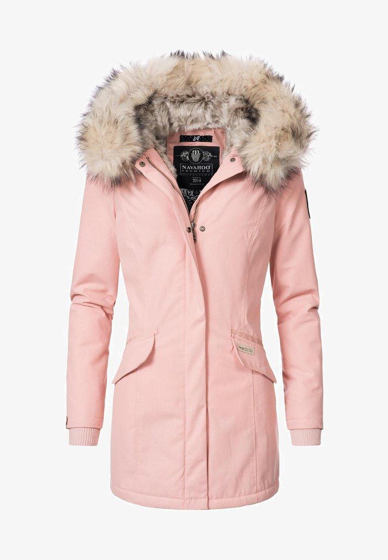 Navahoo - CRISTAL - Winter coat - light pink