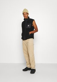 Carhartt WIP - SINGLE KNEE PANT COVENTRY - Pantalon classique - wall rinsed - 4