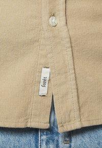 forét - MOSS SHIRT - Shirt - beige - 5