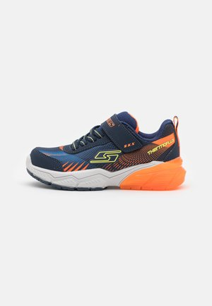 THERMOFLUX 2.0 - Trainers - navy/blue/orange/lime