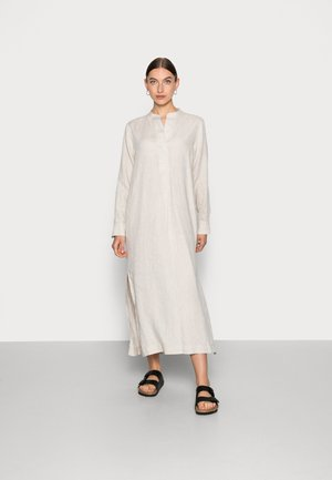 Maxi dress - nature beige