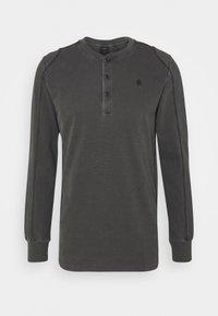 BLAST GDAD  - Long sleeved top - dark black