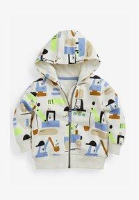 Next - Zip-up hoodie - white - 0