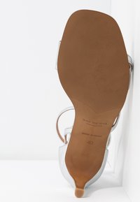 Shoe The Bear - ROSANNA STRAP - Sandals - silver - 6
