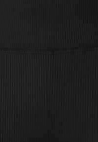 Gina Tricot - YARA LEGGINGS - Pyjama bottoms - black - 6