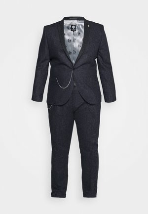 SNOWDON SUIT PLUS - Kostym - charcoal
