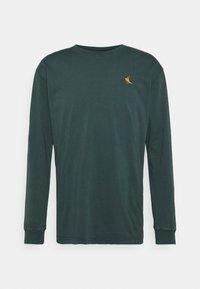 GULLRIDER WASH - Long sleeved top - scarab green