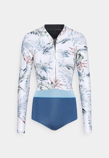 SEARCHERS SPRING - Swimsuit - slate blue