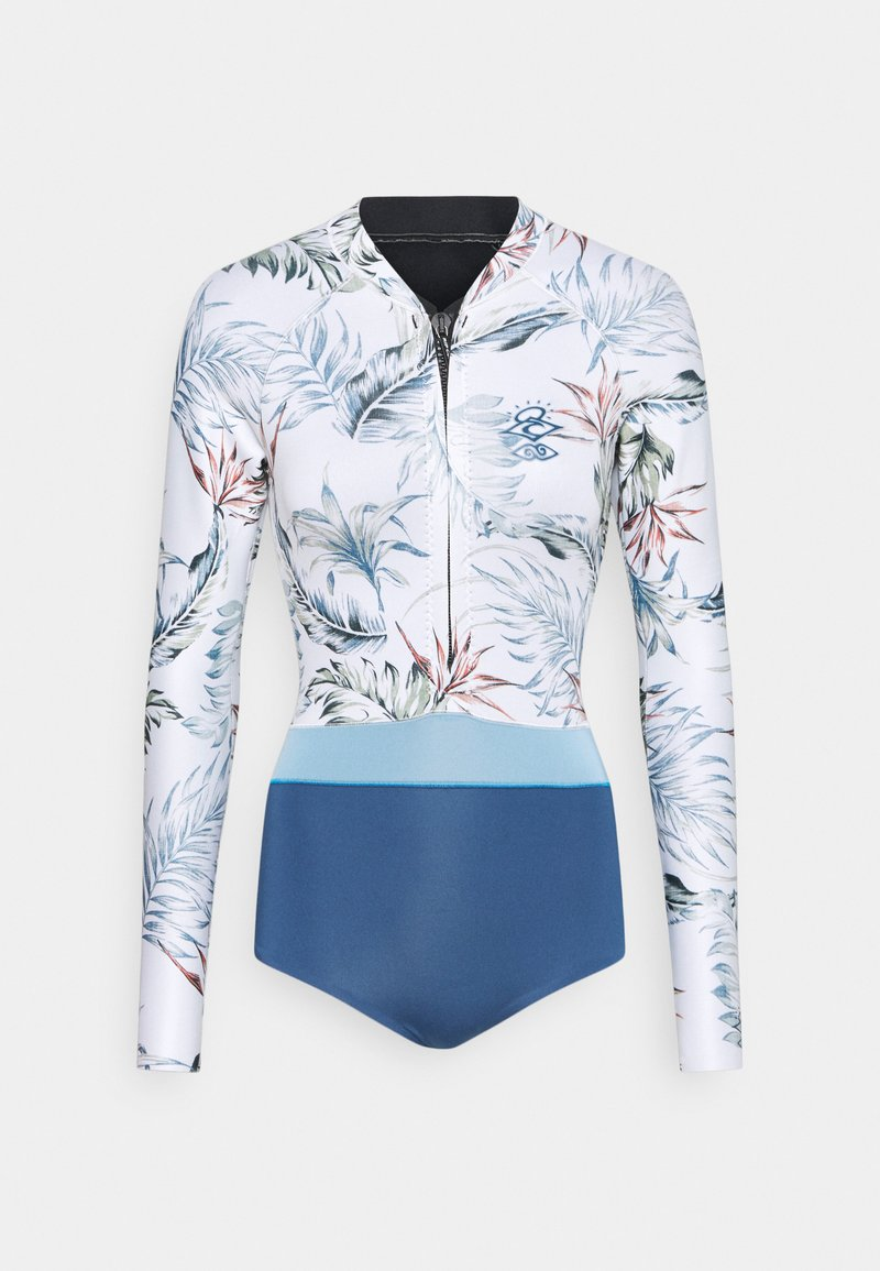 Rip Curl - SEARCHERS SPRING - Swimsuit - slate blue