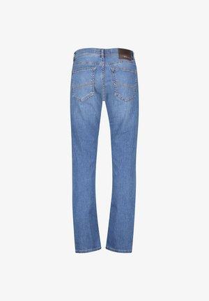 LYON - Straight leg jeans - stoned blue (81)