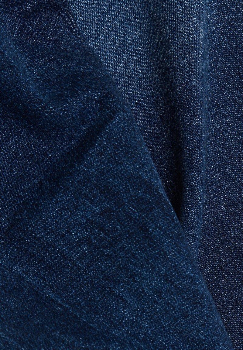 edc by Esprit Jeans Slim Fit - blue dark washed/dunkelblau S4kckP