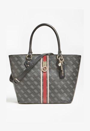 JENSEN - Handtasche - mehrfarbig grau