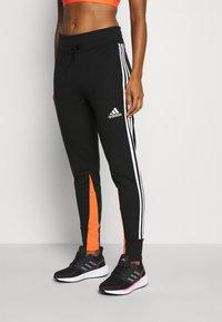 adidas Performance - PANT - Pantaloni sportivi - black - 0