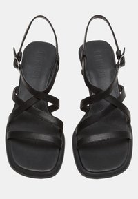 Camper - DINA - Sandaalit nilkkaremmillä - schwarz - 1
