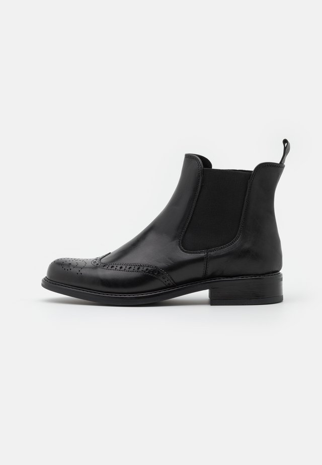 TRIM - Bottines - cuir/noir