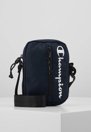 LEGACY SMALL SHOULDER BAG - Across body bag - dark blue