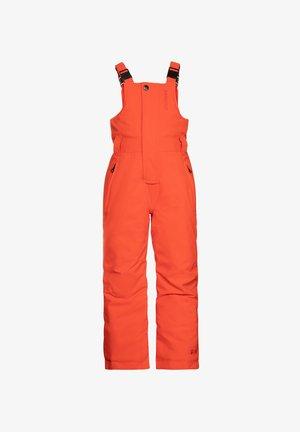 NEUTRAL  - Snow pants - orange fire