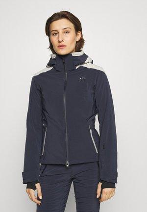 WOMEN FORMULA JACKET - Ski jacket - deep space/pepper grey