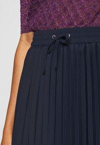EDITED - PIPER SKIRT - A-line skirt - navy - 5