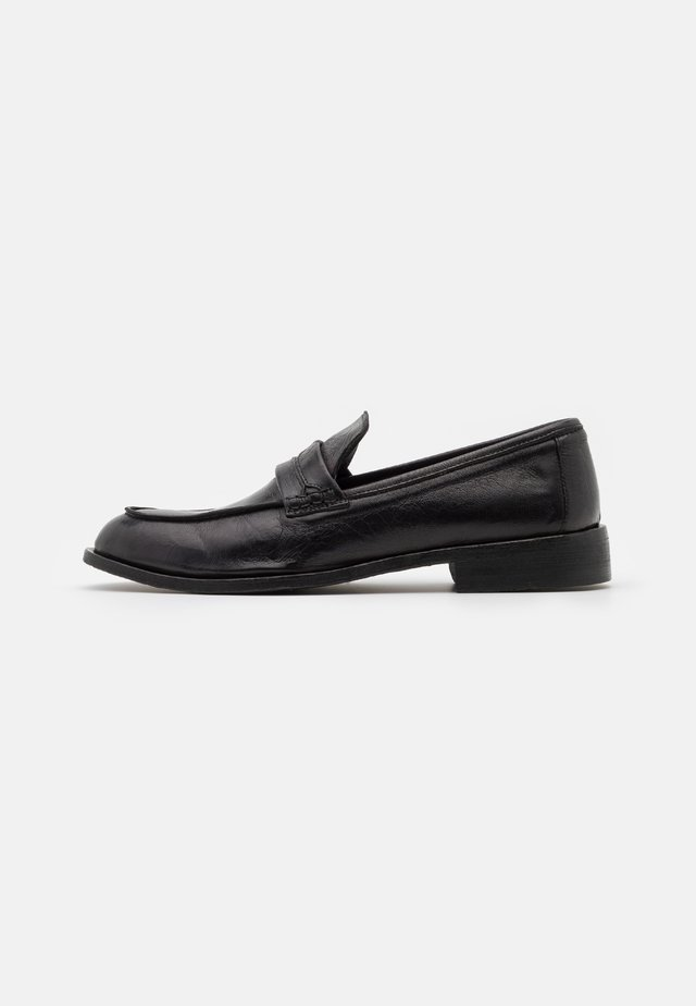 CANYON - Slip-ons - black