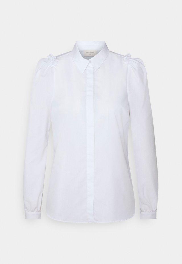 GIGI COLLAR - Skjorte - bright white