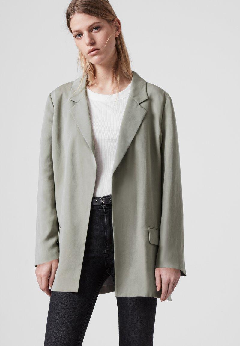 AllSaints - ALVA  - Short coat - green