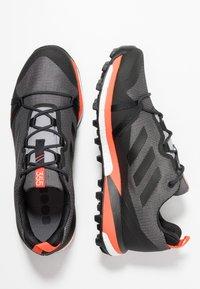 adidas Performance - TERREX SKYCHASER LT GTX - Trail running shoes - grey three/core black/active orange - 1