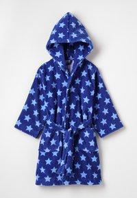 Sanetta - Dressing gown - caribian blue - 0