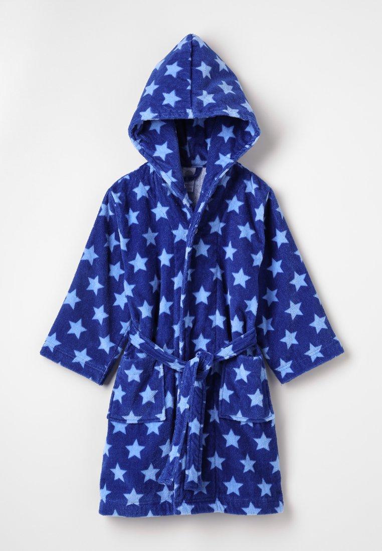 Sanetta - Dressing gown - caribian blue