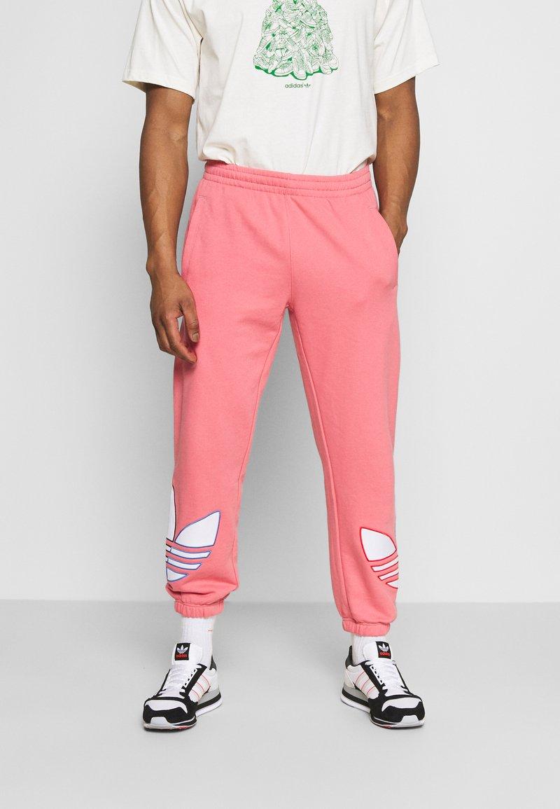 adidas Originals - UNISEX - Träningsbyxor - light pink