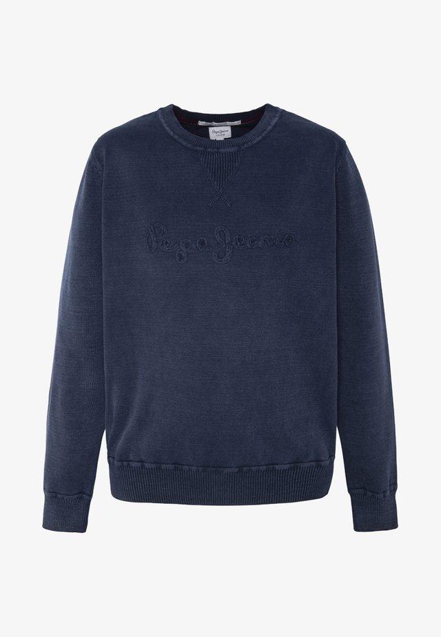 BILLIE - Sweatshirt - blue