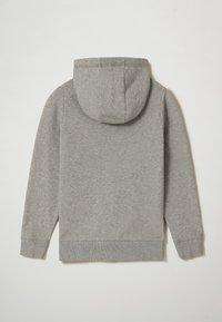 Napapijri - BIREX - Hoodie - medium grey melange - 3