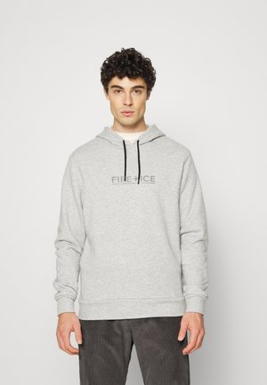 COVELL - Sweater - hellgrau