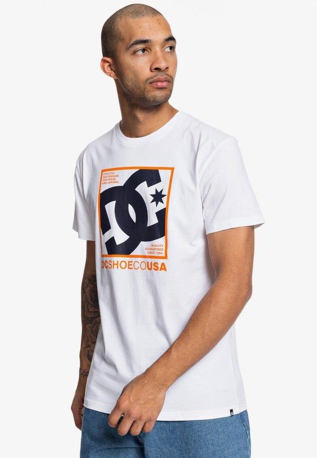 T-shirt imprimé - snow white