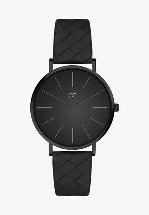 Watch - schwarz-schwarz