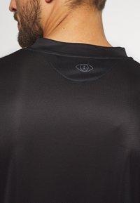 ION - TEE SCRUB - Sports shirt - black - 5