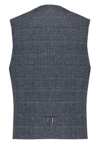 Carl Gross - Waistcoat - blue - 1