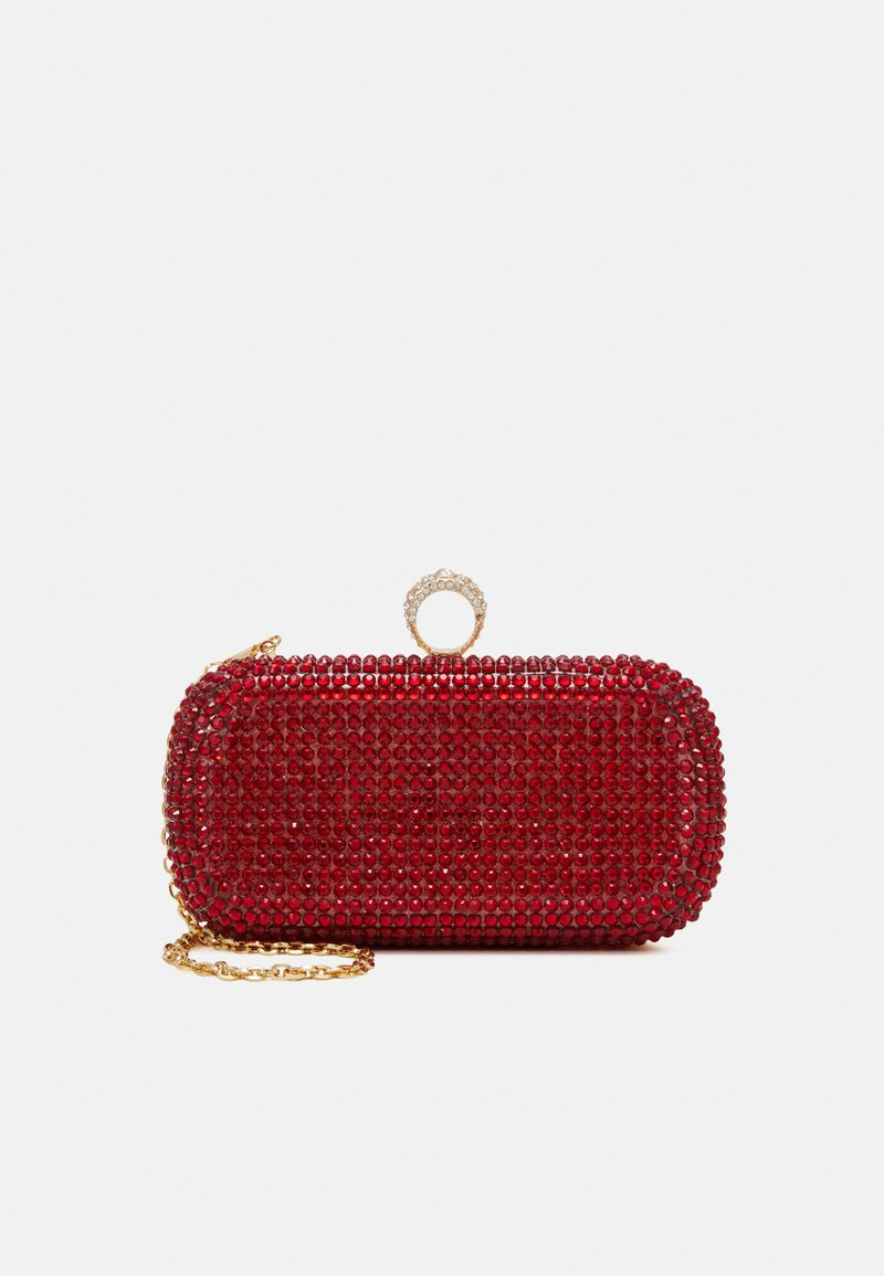 Mascara - Clutch - red