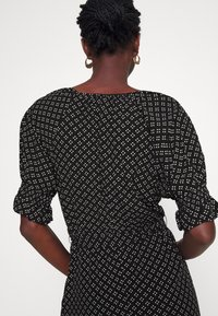 Gap Tall - TIE WAIST - Sukienka letnia - black - 3