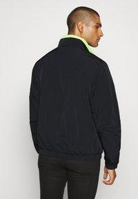 Diesel - ROULAY-WZ JACKET - Summer jacket - black - 2