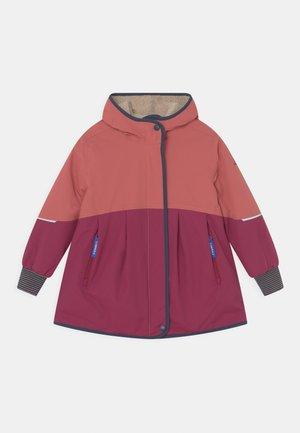 AINA MUKKA UNISEX - Outdoor jacket - rose/navy