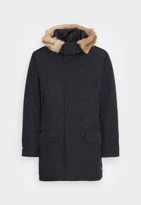 WOODSIDE LONG UTILITY  - Zimní kabát - jet black