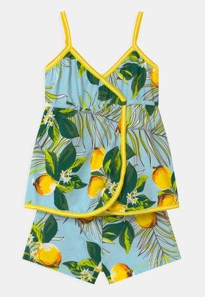 GIRLS SET - Pyžamová sada - lemon