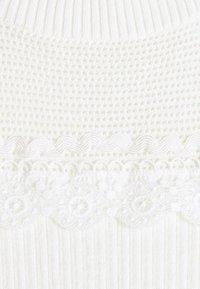 See by Chloé - Svetr - crystal white - 7