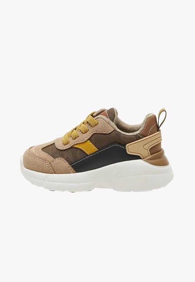 JASPERB - Sneakers laag - khaki
