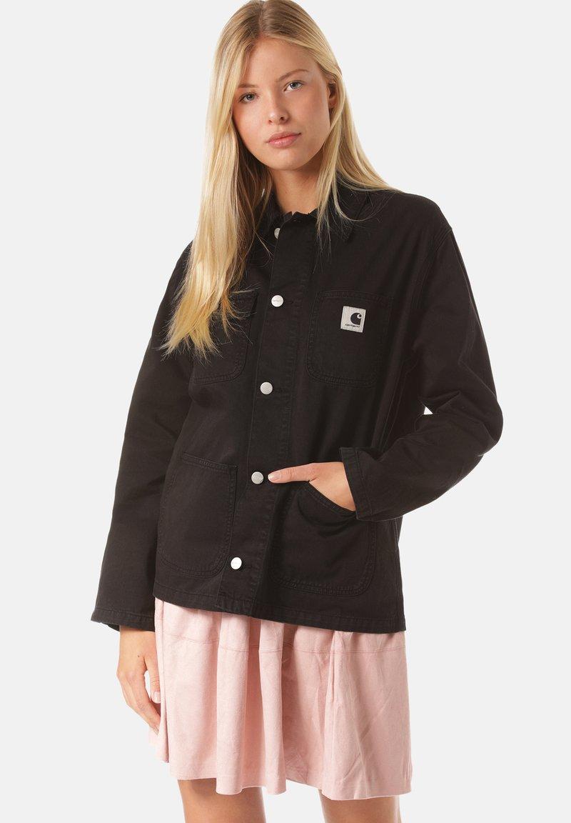 Carhartt WIP - MICHIGAN COAT - Veste légère - black