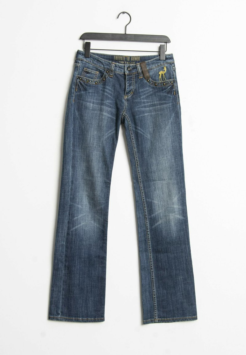 TOM TAILOR - Relaxed fit jeans - blue