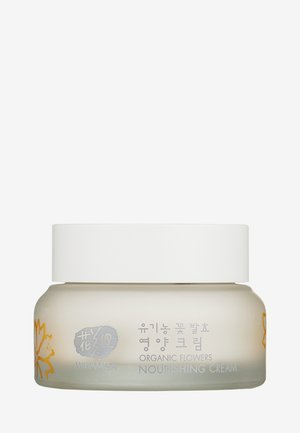 ORGANIC FLOWERS NOURISHING CREAM  - Face cream - -
