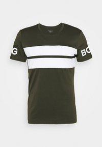 TEE - Print T-shirt - rosin